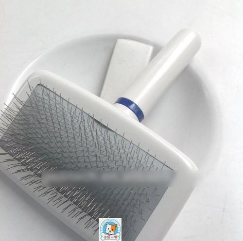 Plastic Handle Pet Brush