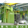 Large Trolley Shot Blasting Machine