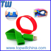 Silicone Wristband Bracelet Cheap Usb Flash Drives