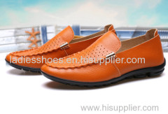 Clip on fashion casual shoes