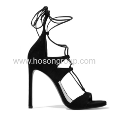 New fashion sexy peep toe high heel party sandals