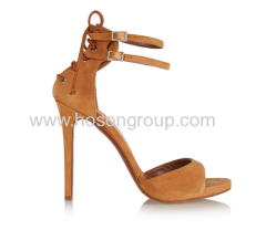 New style buckle stiletto heel sandals