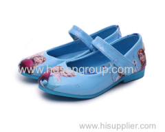 Lovely Kids Shoes with princess picture