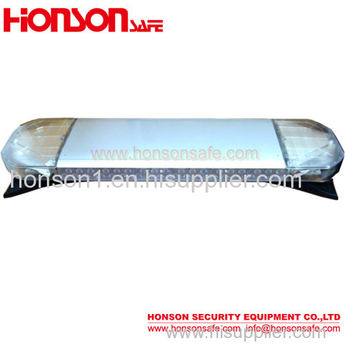 3W Hot sale emergency vehicle emergency warning lightbar with CE for police car