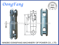 Articulated Swivel Joints of Overhead Transmission Line Stringing Tools