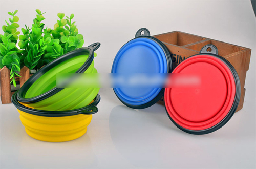 Camping Collapsible Dog Bowl