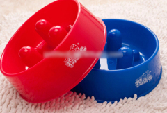 Anti Choke Pet Feeding Bowl
