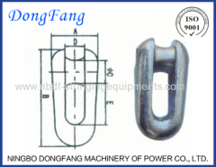 Fixed Joints connector of Overhead Power Line Stringing Tools