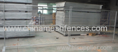Portable Security Site Fencing Panels 6x12 feet