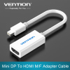 High Quality Mini Display DP To HDMI Adapter Cable For Apple Mac Macbook Pro Air