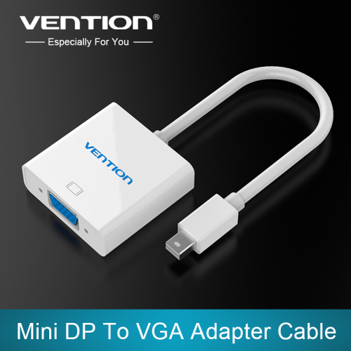 Vention Mini Display Port DP To VGA Adapter Cable For Apple Macbook Air Pro iMac