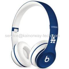 L.A. Dodgers Beats Solo2 Limited Edition Wireless MLB Headphones From China Supplier