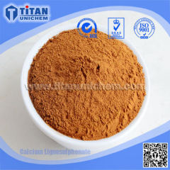 Calcium Lignosulphonate Water reducer Feed additive CAS 8061-52-7