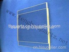 Optical Quartz Glass Plate