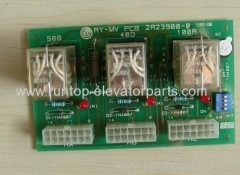 Sigma elevator parts PCB RY-MV for Sigma elevator