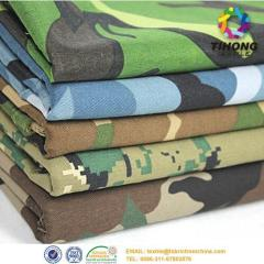 Digital Military Camouflage Fabric