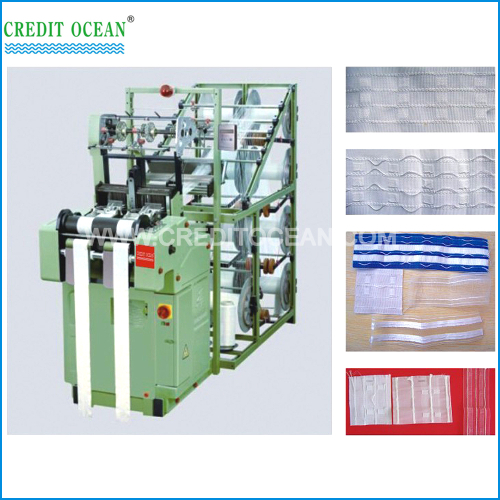 curtain tape weaving needle loom