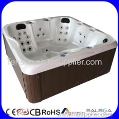 Cheap 5 seats outdoor spa hot tub