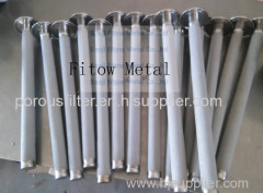 Sintered stainless steel SS diffusion aeration Carbonating Stone