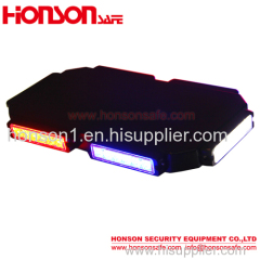 Hotsales LED Aluminum Slim Amber Warning Mini lightbar