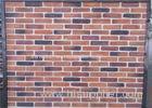 Naturally Artificial Fake Brick Panels Outside Environmental Friendly