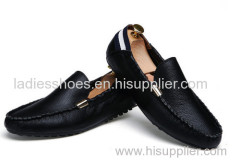 Mens casual clip on shoes