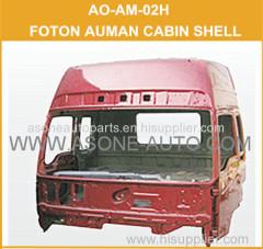 High Quality Foton Auman H2 High Roof Cabin