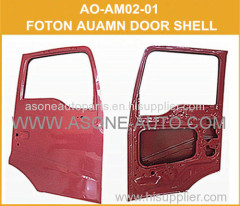 Best Price Metal Door Skin For Foton Auman