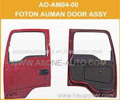Customized Foton Auman H3 Door Assy Spare Parts
