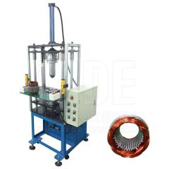 Economic type stator coil forming machine