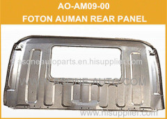 Customized Rear Panel For Foton Auman Truck Parts
