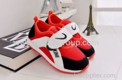 Cloth Upper Children Shoes