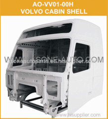 Steel High Roof Cabin Assy For Volvo Fh12 Truck Spare Parts