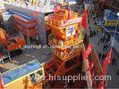 130t / H Hoisting Capacity Mobile Asphalt Mixing Plant 30kw Driver Power