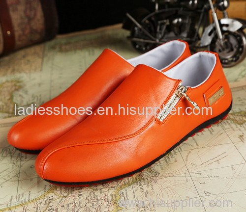 business comfortable falt men shoes