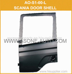 OEM Replacement Parts Low Roof Door For Scania Truck