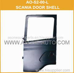 Quality Assured OEM Parts Metal High Roof Door For Scania