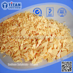Sodium Sulfide 60% for dyeing and printing industry Na2S CAS 1313-82-2