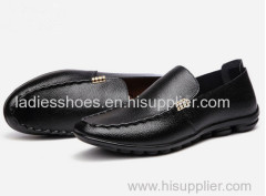 Genuine leather Businese men shoes