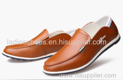 New Fashion Casual Flat Men Shoes