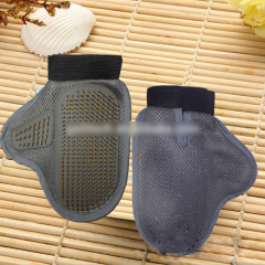 Pet Bathing Massage Gloves