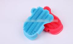 Pet Massage Foot Bath Brush