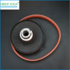 weft wheel for jacquard needle loom share part