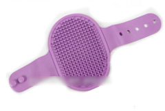 Rubber Pet Bath Brush