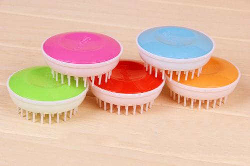 Plastic Pet Bath Brush