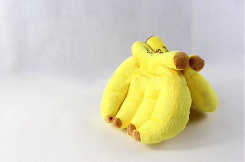Fashion Pet Banana Plush Toy