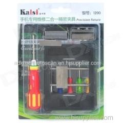 Kaisi KS-1200 BGA Fixture Mobile Phone Mother boards Rework Station Clamp