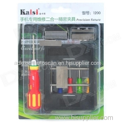 Kaisi KS-1200 BGA Fixture Mobile Phone Mother boards Rework Station Clamp
