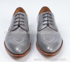 New Fashion PU Leather Mens Office Shoes