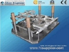 Aluminum Foil Container Food Packing Mould